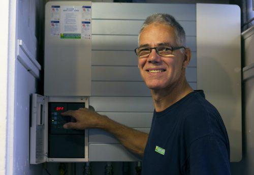 cv-ketel storing