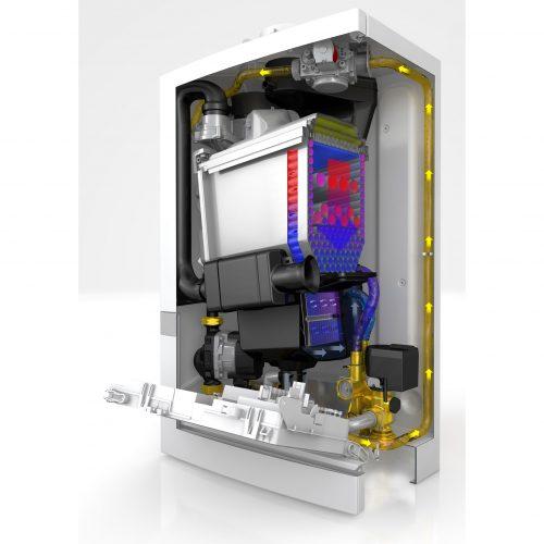 ATAG i36ECZ CV-ketel | CW5 (i Zone)