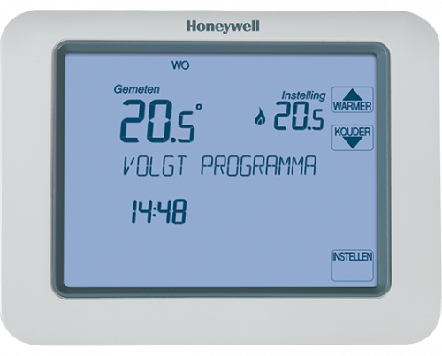 Honeywell Chronotherm Touch Modulation - klokthermostaat