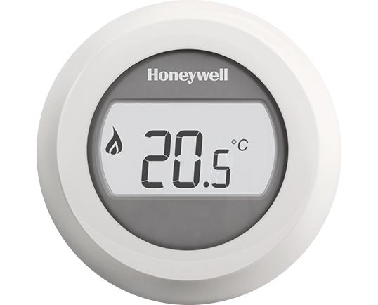 Honeywell kamerthermostaat Round - Modulation