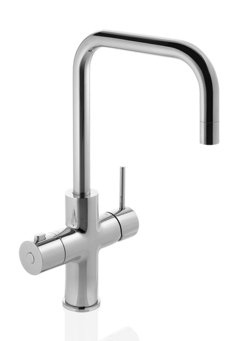 Kokend Water Kraan.Floww Premium3 Hoekig Chroom Kokend Water Kraan Kopen Incl