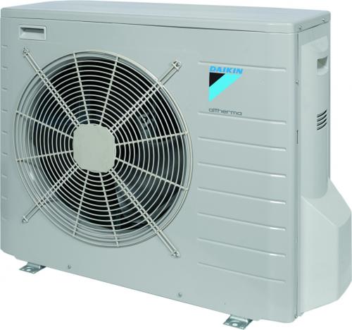 Daikin Altherma Hybride lucht/water warmtepomp 8 kW - (Warmtepomp + CV-ketel)