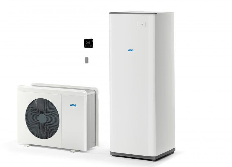 ATAG - Energion Compact Lucht-water warmtepomp