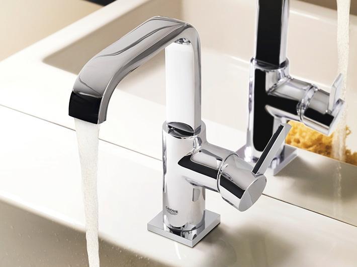 Badkamer Kraan Vervangen : Binnenwerk grohe kraan vervangen nieuws bij lekkende grohe kraan