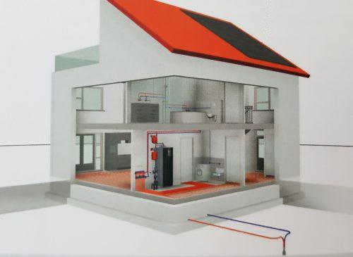 Alpha Innotec- Brine / Water Warmtepomp