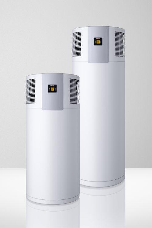 Stiebel Eltron Warmtepompboiler - werking met omgevingslucht