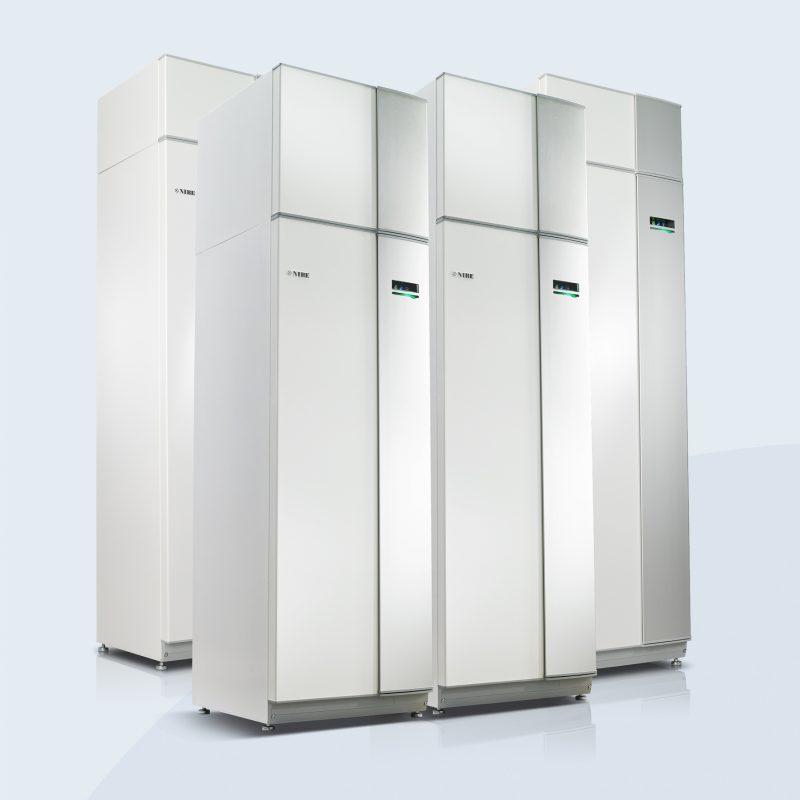 Ventilatielucht / water Warmtepomp – Nibe f730 | Nibe f750 | Nibe f470
