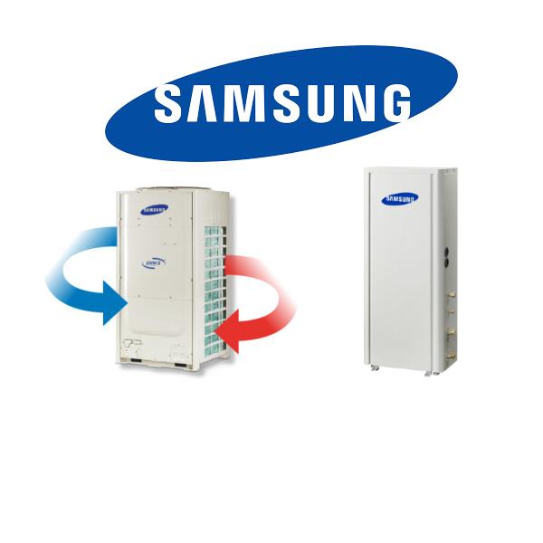 Samsung DVM S Lucht Water Warmtepomp