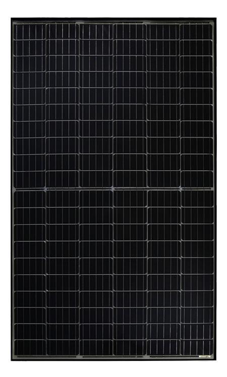LONGi Half Cut Zonnepanelen - 16 Panelen Inclusief Montage