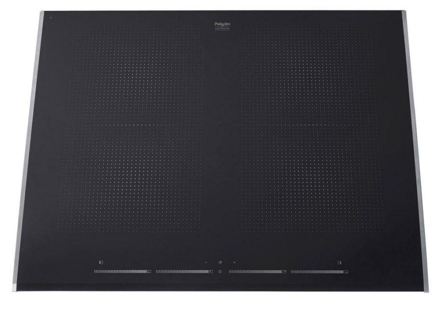 Inductie kookplaat - Pelgrim - 4 kookzones | Inclusief kookgroep meterkast
