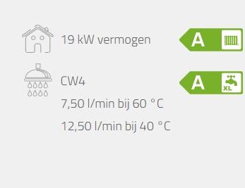 Intergas CV-ketel – Xtreme 30 | CW4