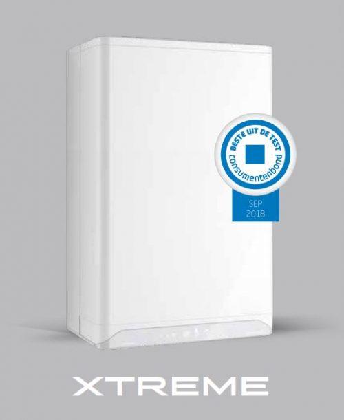 Intergas Xtreme 36 CW5 inclusief montage